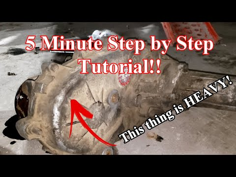 dodge-ram-transfer-case-removal!!-5-min-detailed-how-to!