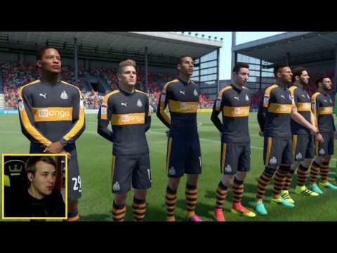 Jirka Hraje - FIFA17 CESTA 10 - Hattrick