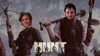 Мэддисон и Зануда играют в Hunt: Showdown