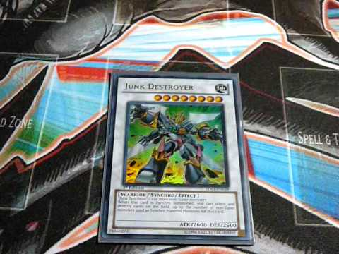 Yugioh Card Discussion Junk Destroyer