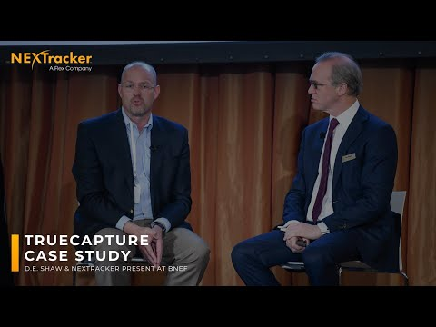 TrueCapture SaaS Case Study | D.E. Shaw Renewable Investments CEO