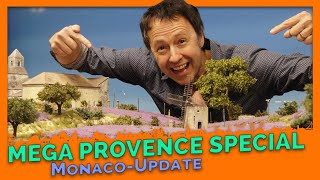 NEXT-LEVEL Model building: The great Provence Special - Monaco-Update # 2