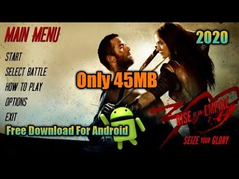 300 Rise Of And Empire Free Download In Android | Themistocles Gaming