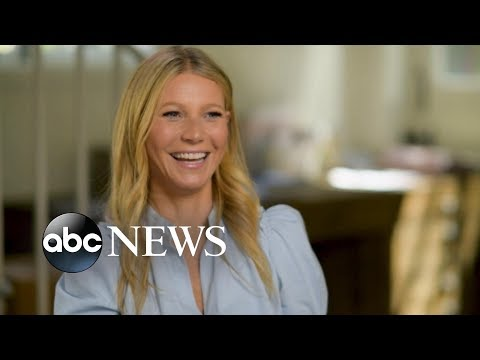 Gwyneth Paltrow opens up about her engagement