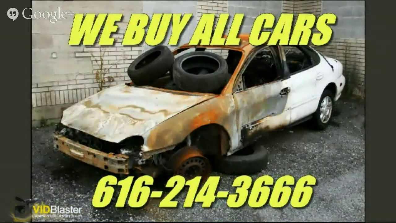 Grand Rapid\'s Best Cash for Junk Cars Company|616-214-3666|Scrap Car ...