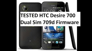 Htc 700 Dual Sim 709D Flash File