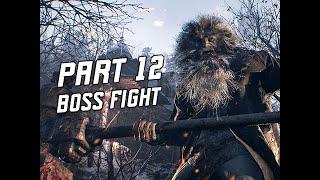 Boss Fight Lycan King Urias - Resident Evil 8 Village Gameplay Walkthrough Part 12