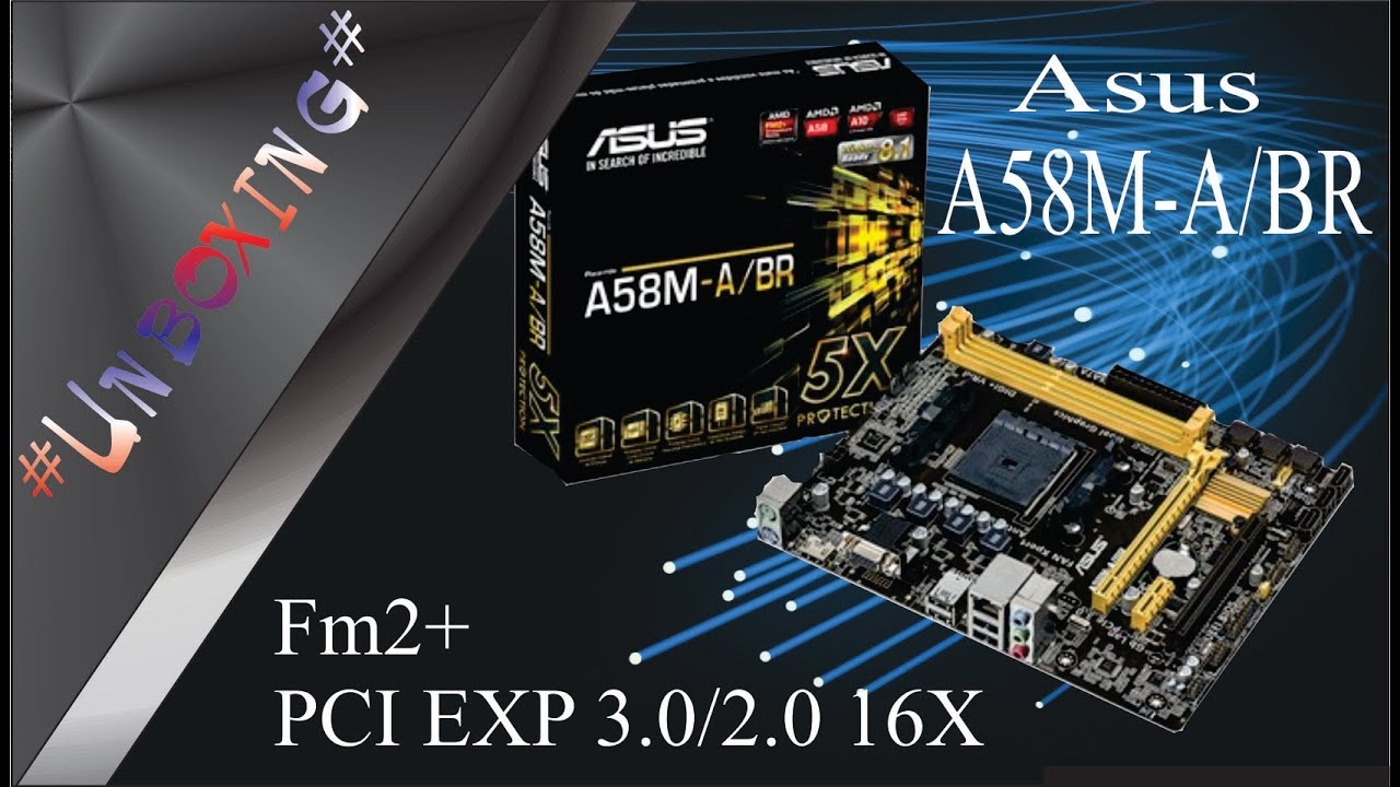 ASUS A58M-A/BR Driver for Windows 7
