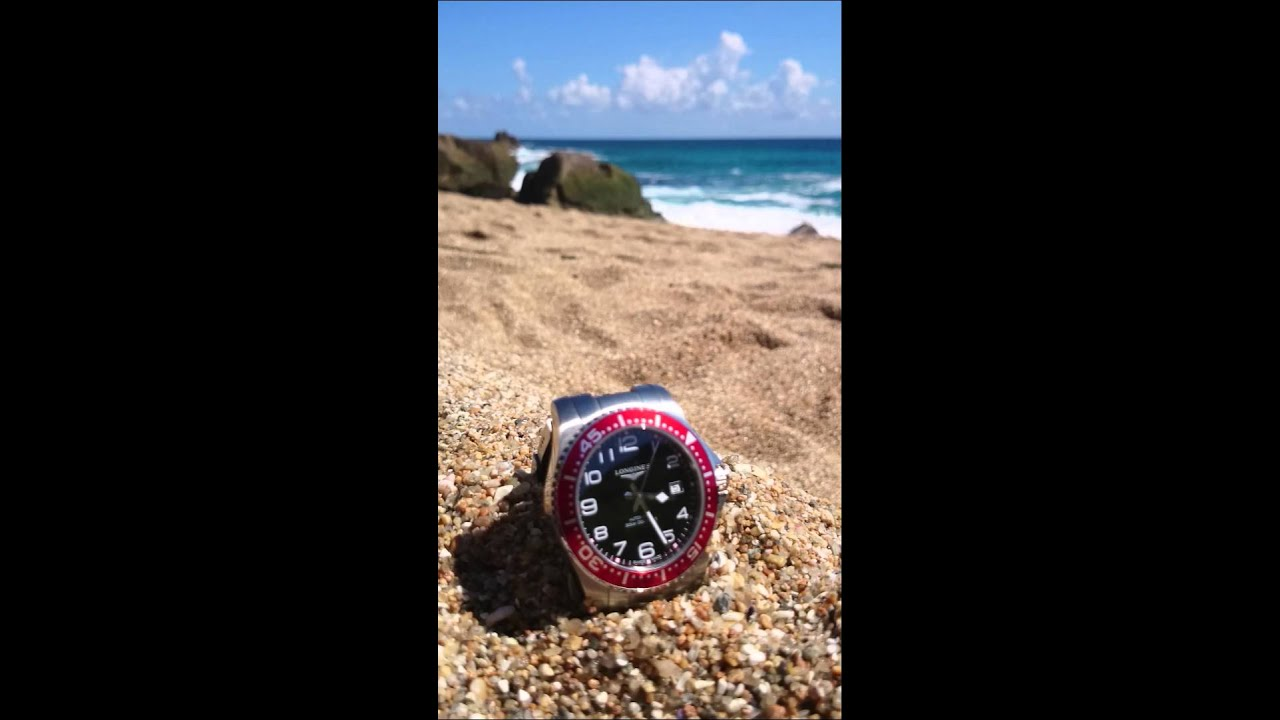 Youtube Automated Cms By Teedeskdev: Longines Aqua Conquest Automatic 41mm