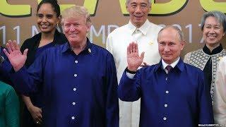 Трамп и Путин выпустили совместное заявление по Сирии / Новости