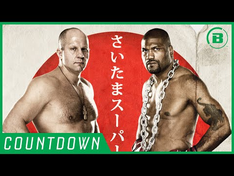 Countdown | Fedor vs. Rampage - #Bellator237
