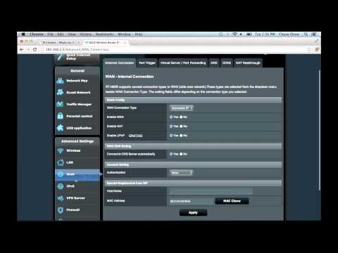 How To: Change External IP Address to Prevent DDoS Attacks via MAC Cloning