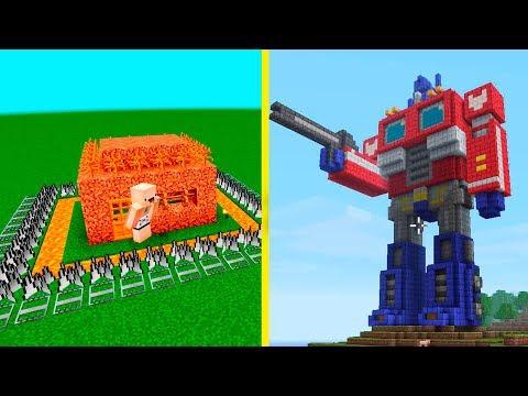 Мультфильм роботы против зомби