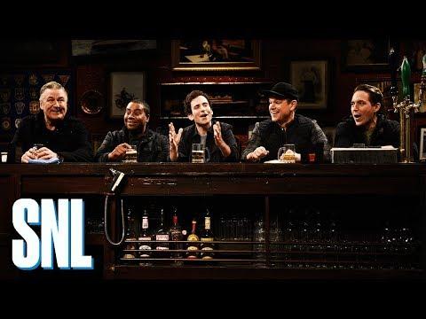 Cop Christmas - SNL