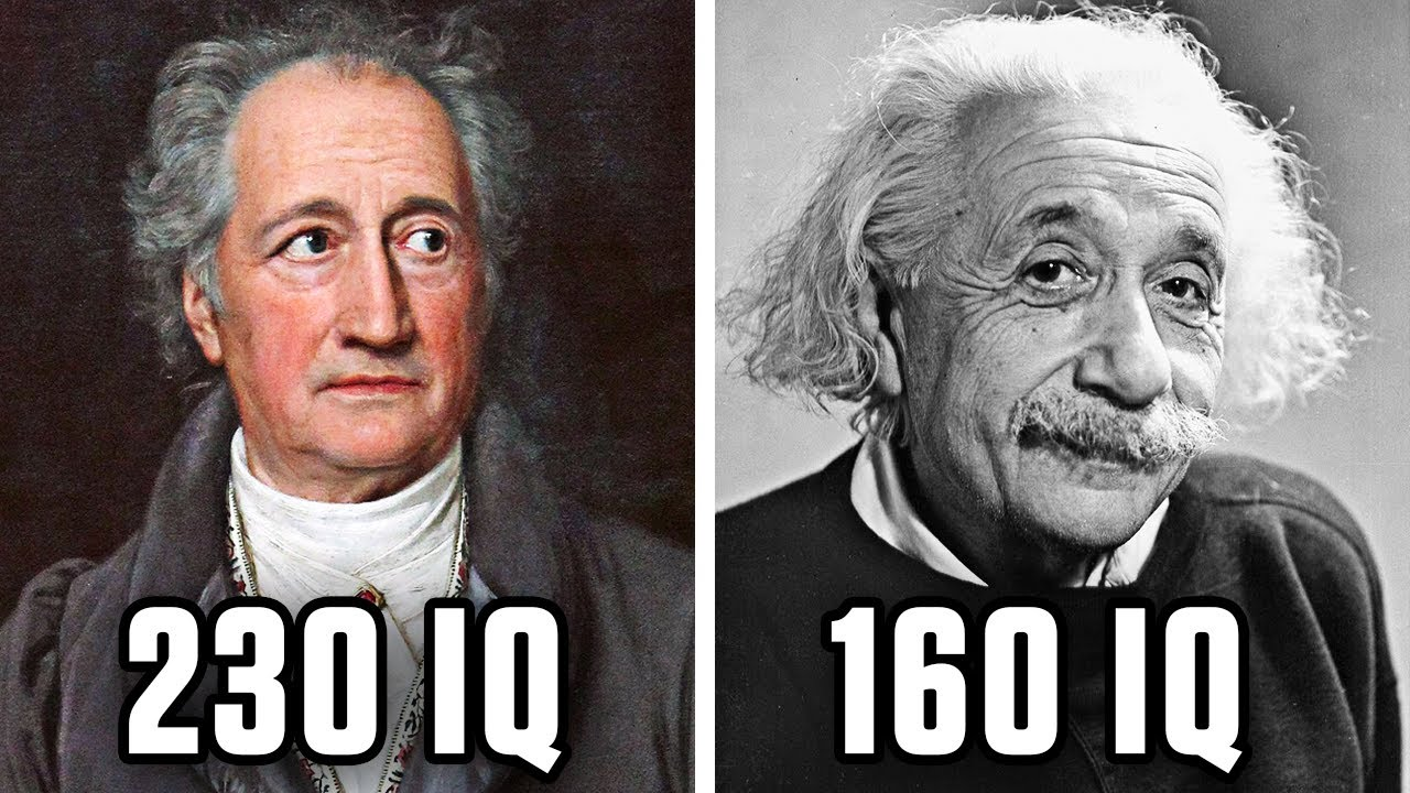 Smartest people in the history ever | TOP 10 - YouTube