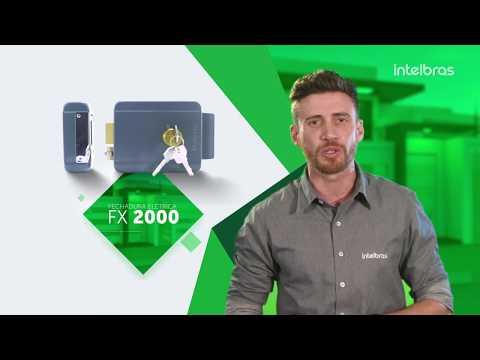 Fechadura elétrica FX