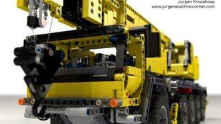 Ultimate Lego 42009 RC Mobile Crane