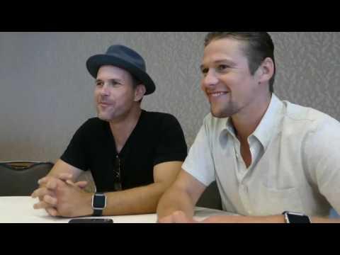 The Vampire Diaries  Matt Davis & Zach Roerig