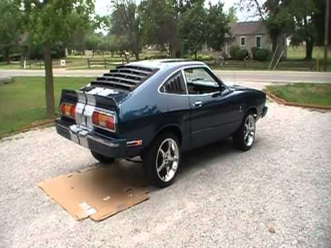 1976 mustang cobra 11 for sale youtube. Black Bedroom Furniture Sets. Home Design Ideas