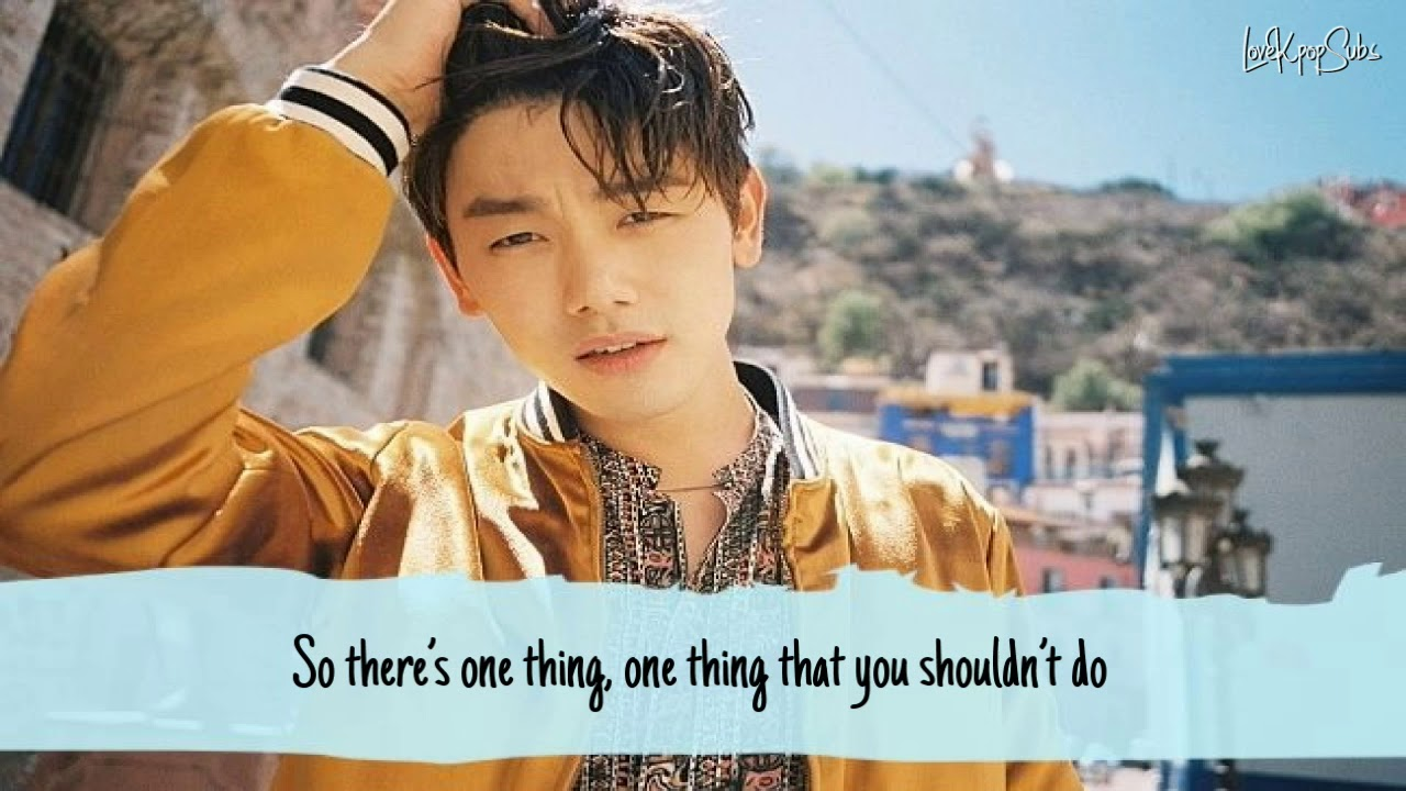 Eric Nam - Don't Call Me Lyrics