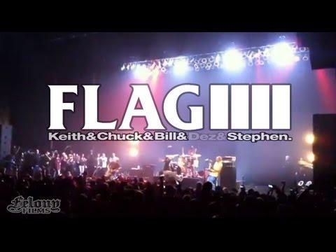 FLAG - Nervous Breakdown EP (FULL SET). LIVE 2011 Santa Monica Civic. GV30 (Black Flag)