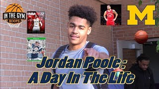 Jordan Poole: A Day In The Life