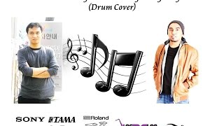 ★★★ You Are My Everything - Glenn Fredly (Drum Cover) :: with Lyrics ::