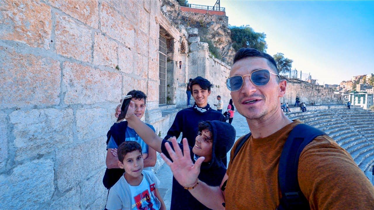 🇯🇴 GIORDANIA 🇯🇴 On the Road - Amman e la Terra Santa (parte 1/2) [SUB ENG-ESP]