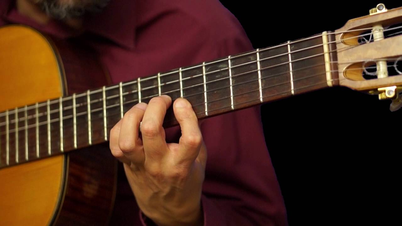 Happy Birthday On Classical Guitar Simple Youtube