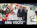 Bolsonaro faz declaração impactante sobre o futuro para autoridades dos Emirados Árabes Unidos
