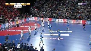 Match amical - France 33-26 Slovénie [2017-01-08]