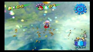 Super Mario Sunshine: Noki Bay (Red Coins in a Bottle / SS #44)