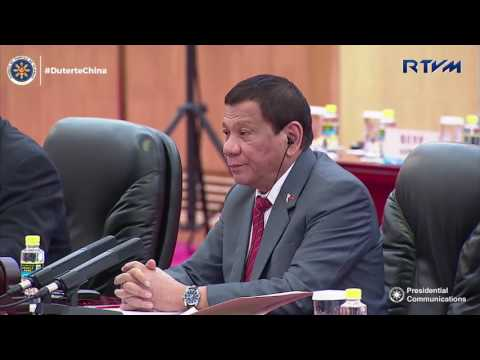 Expanded Bilateral Meeting with President Xi Jinping 5/15/2017