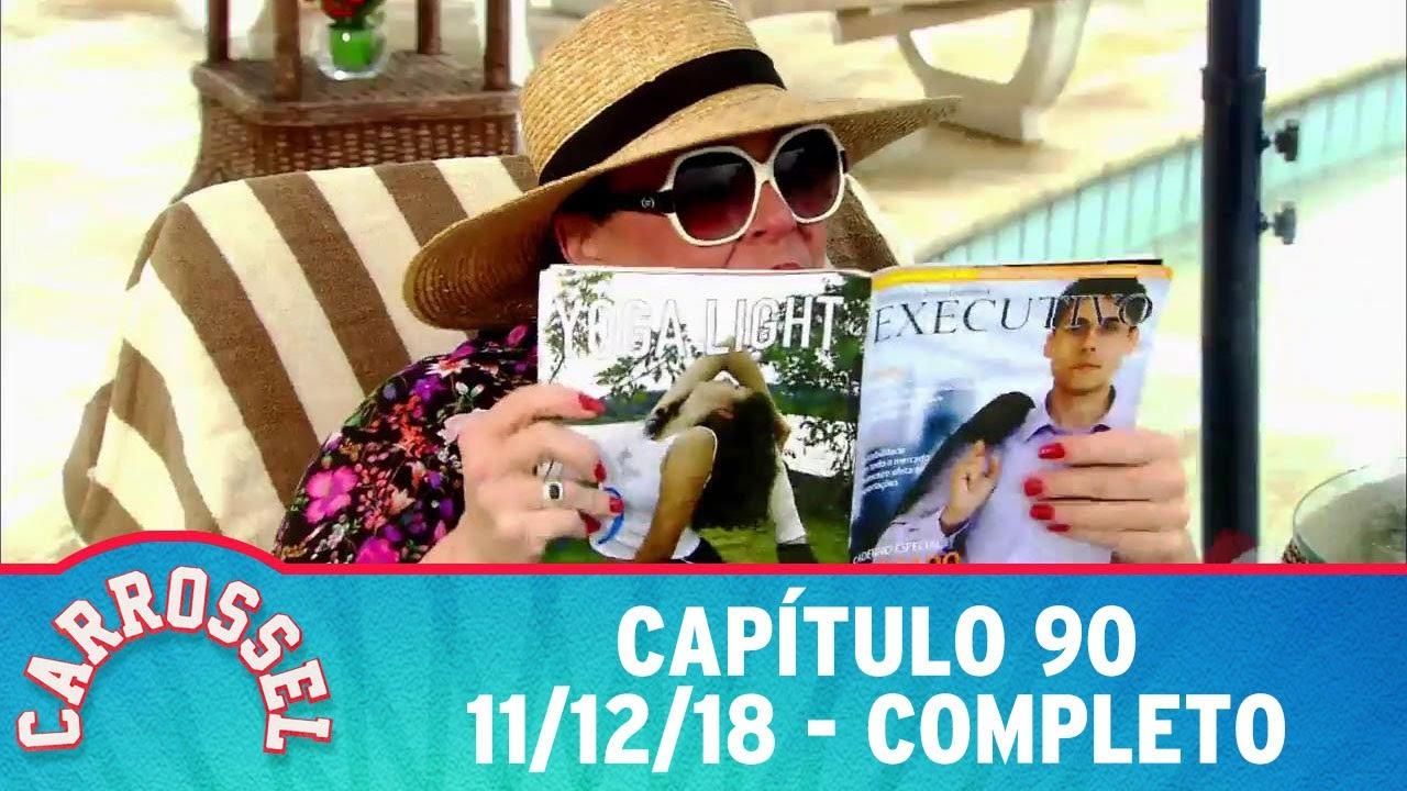 Carrossel | Capítulo 90 - 11/12/18, completo