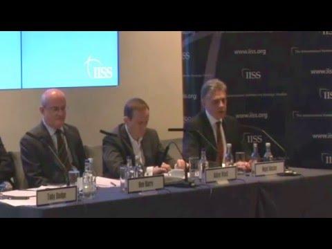 Countering ISIS: Nigel Inkster