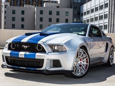 Pc Need For Speed Rivals Test Drive Ford Mustang Gt