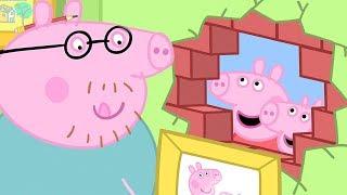 小猪佩奇 | 精选合集 | 1小时 | 猪爸爸祝妈妈合集 | 粉红猪小妹|Peppa Pig Chinese | 动画