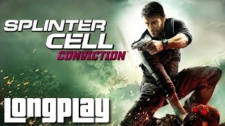 Splinter Cell Conviction - Full Game Walkthrough (No Commentary Longplay)