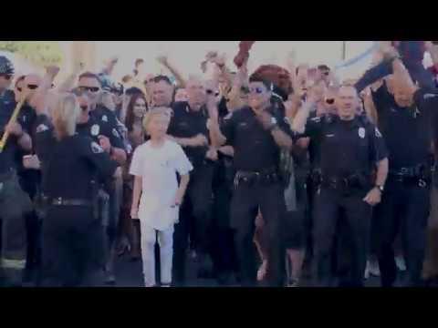 Yakima Police Department Lip Sync Challenge