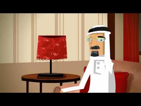 Saudi Post: قصة أبو عبدالله يحاكي ولده عن يوم تخرجه يوم الثانوية