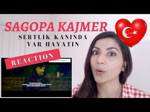 Sagopa Kajmer - Sertlik Kanında Var Hayatın-- Reaction Video! / TURKISH RAP REACTION