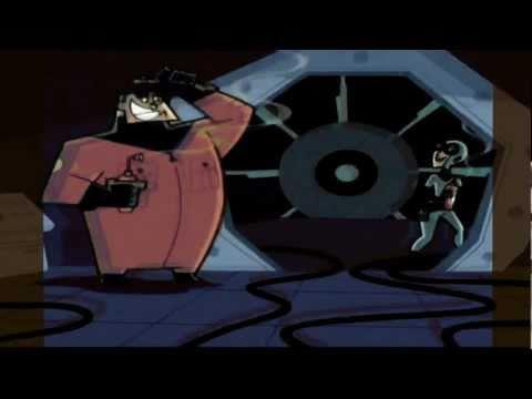 Danny Phantom : Official karaoke / instrumental Theme