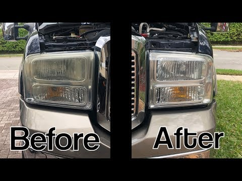 Can You Actually Restore Old Headlights?