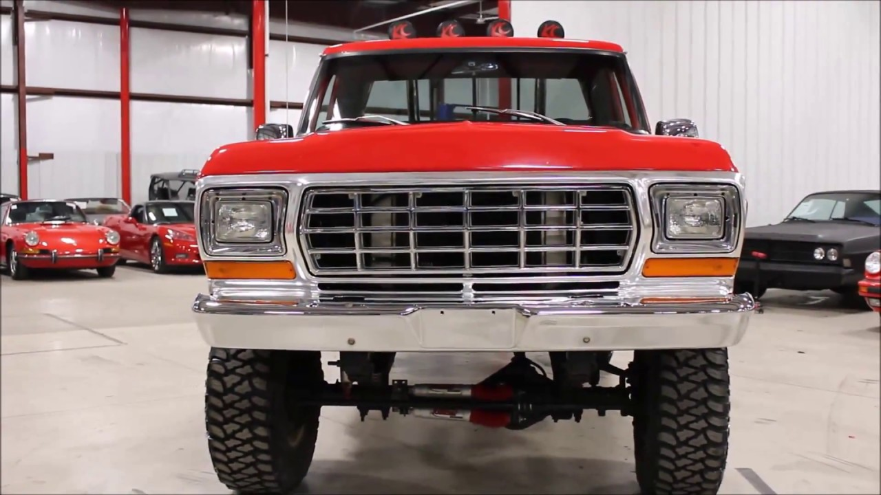 1978 Ford F250 >> 1978 Ford F250 - YouTube