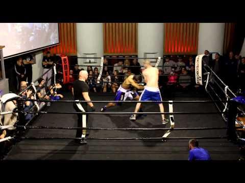IBC Boxing -  Darren Smith vs Alex Edwards