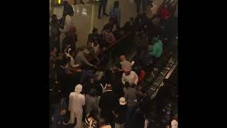Escalator accident in Dubai Mall - Protect your children