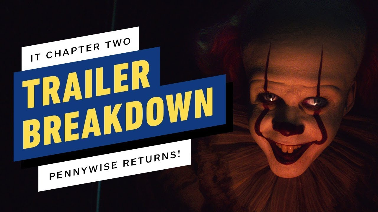 Es Kapitel zwei - Trailer Breakdown + video