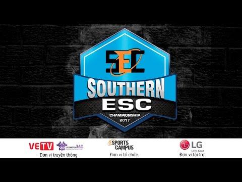 [SEC 2017] [Bảng A] ĐH FPT vs CĐ Viễn Đông [26.03.2017]