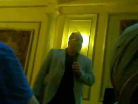 Ian R Crane Granville Hotel Waterford Ireland 26 05 2011
