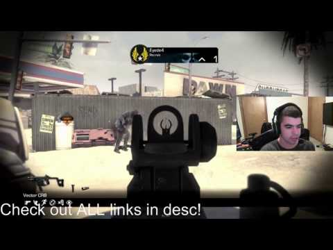 """Making Mistakes! (Map 1/2) - """"COD Ghosts 1v1 SnD GBs Singles Match"""""""